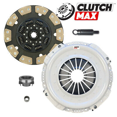 STAGE 4 CLUTCH KIT for 98-03 DODGE RAM 2500 3500 5.9L CUMMINS L6 8.0L V10 5-spd