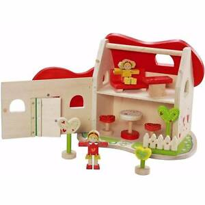 Fairy Tale Dollhouse Everearth eco-friendly RRP $55+ Balaclava Port Phillip Preview