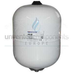 Aquasystem 18 Litre Potable Expansion Vessel Reliance RWC 465mm x 280mm