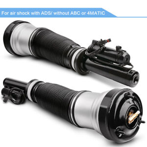 Air Suspension Shocks Airmatic Front for 00-06 Mercedes S Class W220