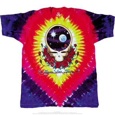 Grateful Dead Space Your Face M, L, XL, 2XL, 3XL, 4XL, 5XL, 6XL TieDye TShirt LB](Grateful Dead Space Your Face Shirt)