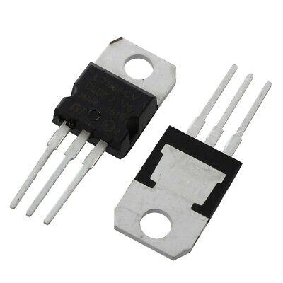 5 Pcs Positive 6 Volt Voltage Regulator 1.5 Amp To220 L7806 Lm7806 7806