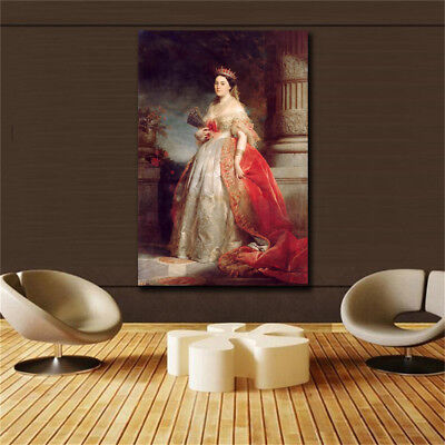 19 century Europe Court Oil Painting HD print on canvas huge wall picture #100 ()