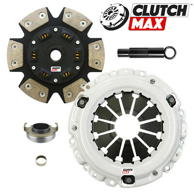 CLUTCHMAX STAGE 3 HEAVY-DUTY CLUTCH KIT FOR ACURA CSX RSX TYPE-S HONDA CIVIC (Honda Heavy Duty Clutch Kit)