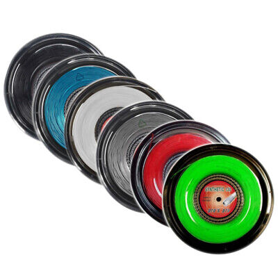 Gut Tennis String - Pro's Pro Synthetic Gut Tennis String - 200m Reel - Assorted - Made in Germany