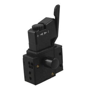 FA2-4/1BEK SPST Lock on Power Tool Trigger Button Switch Black M4E7