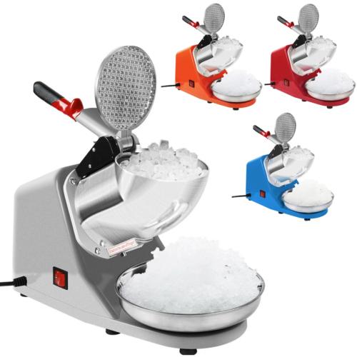 electric ice crusher shaver machine snow cone