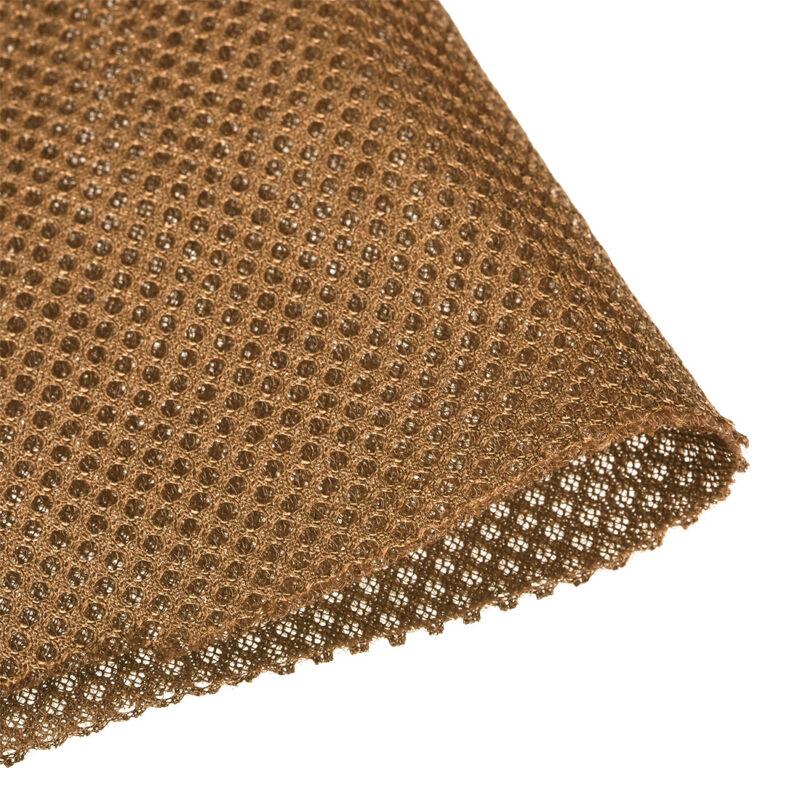 "Sand Yellow Speaker Mesh Grill Stereo Fabric Dustproof 50cm x 160cm 20"" x 63"""