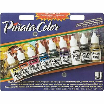 JACQUARD PINATA Alcohol Inks Exciter Pack Free Shipping