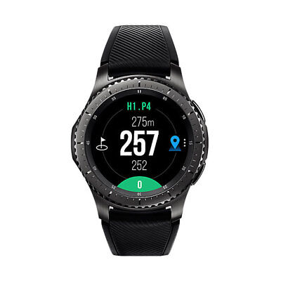 Samsung Gear S3 Frontier Smart Watch with 46mm Stainless