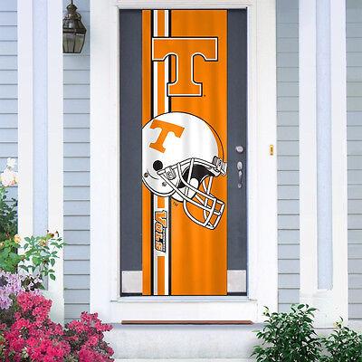 Ncaa Door Flag - Tennessee Volunteers Door Banner 84