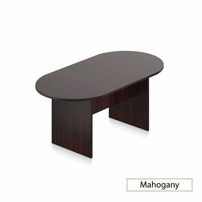 Gof 6ft Conference Table 71w X 36d X 29.5h Mahogany - Brand New