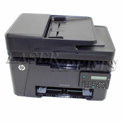 (CZ181A-SR Printer - LJ M127fn - 110V - Service Replacement unit)