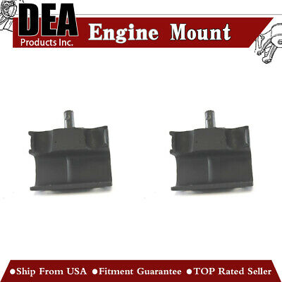 DEA 2pcs Engine Mount Front Left&RightSet For Ford Country Sedan 1959-1962 ()