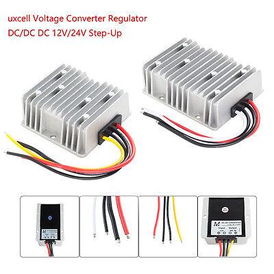 Voltage Reducer Converter Regulator Dc 12v24v Step-up To 48v 3a For Golf Cart