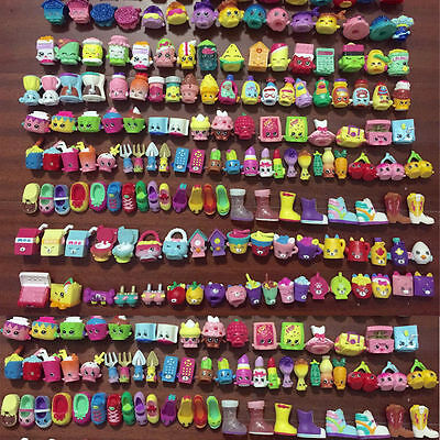 10PCS Lot 2017 Random Shopkins of Season 1 2 3 4 5 Loose Toys Action Figure!