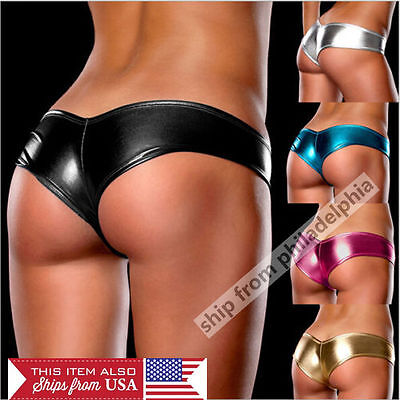 Womens Sexy Thongs G-string V-string Panties Knickers Lingerie Underwear