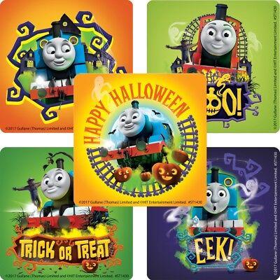 Thomas Halloween Party (Thomas the Tank Engine Stickers x 5 - Halloween Stickers - Thomas Party)