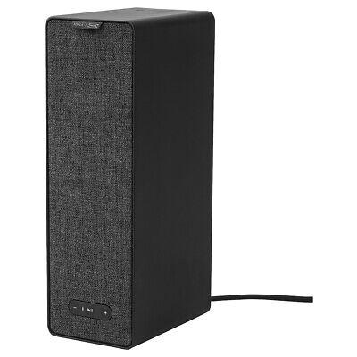 Ikea Sonos Symfonisk Wi-Fi Bookshelf Speaker (Black)