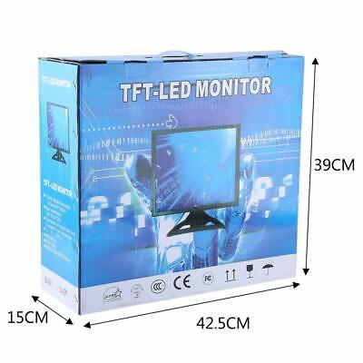 15 Touch Screen Tft-led Vga Pos Catering Order Machine Monitor 9siagcb8pw5315