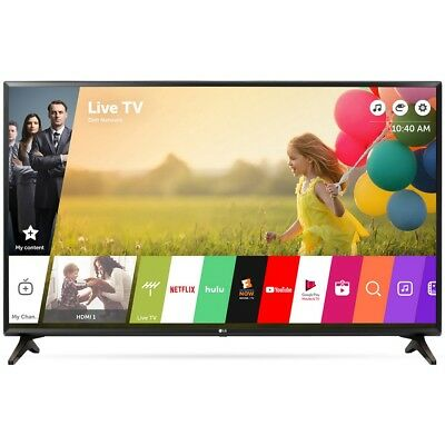 "LG 49LJ550M 49"" Class (48.5"" Diag) Full HD 1080p Smart LED TV"