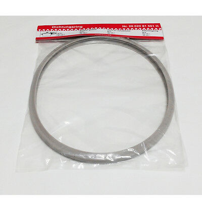 26cm Silicone Rubber Sealing Gasket Ring Compatible for FISSLER Pressure Cookers
