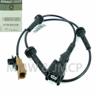 RENAULT MASTER OPEL MOVANO 2010- FRONT Brake Pad Wear Sensor Warning 410608001R