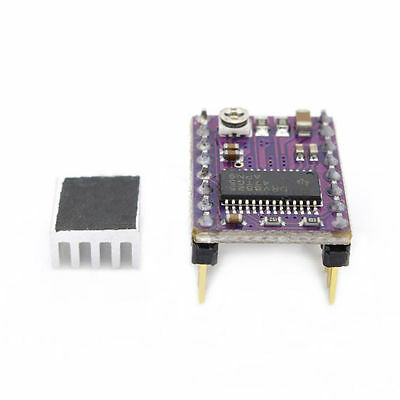 Stepper Motor Driver Module Drv8825 For 3d Printer Reprap 4 Ramps1.4 Stepstick