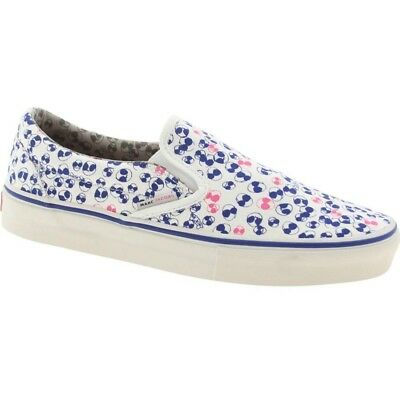 573852de2f1 Vans Classic Slip-On LX Marc Jacobs Collection  White Surf The Web  Men s 8