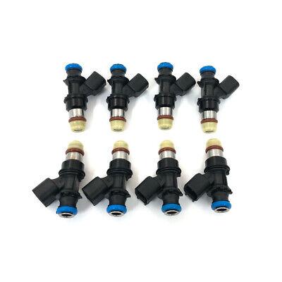 GM OEM Injectors Set of 8 12580681 Fits 2004-2010 Chevrolet GMC 4.8 5.3 6.0 6.2