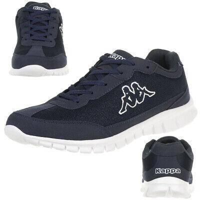 Kappa Rocket Sneaker unisex schwarz navy Turnschuhe Schuhe 242130/6710 Unisex Navy Schuhe