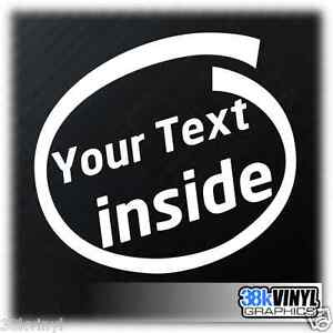 x2-Your-Custom-Text-Inside-Sticker-Personalised-Name-Car-Van-Window-Funny-Decal