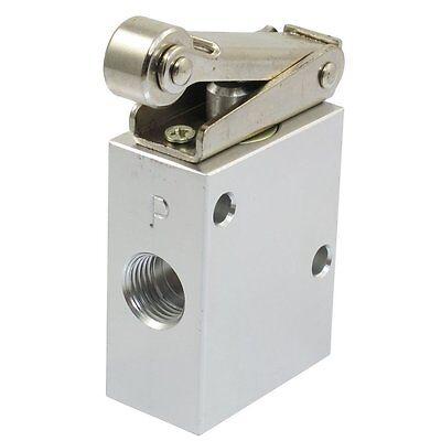 Sns Jm-07 14 Pt Thread 2 Position 3 Way Roller Type Mechanical Pneumatic Valve