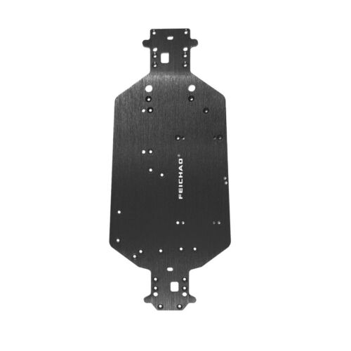 Car Parts - FEICHAO HSP 04001 Metal Chassis For 1/10 RC Car Monster Truck Upgrade Parts
