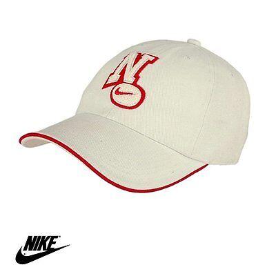 Nike Kappe Swoosh Basecap Mütze Baseball verstellbar Cappy Unisex %100 Baumwolle
