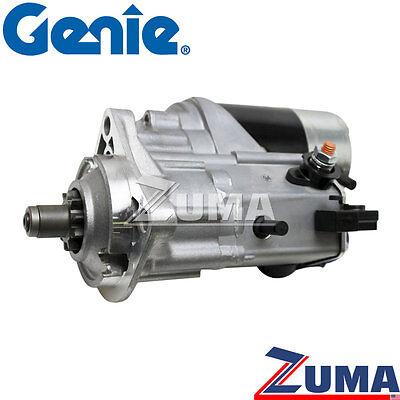Genie 107546gt 107546 - New Genie Perkins Starter Motor