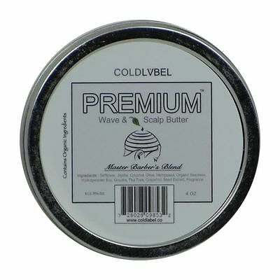 Cold Label Wave & Scalp Builder Premium Hair Pomade