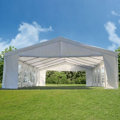 Peaktop Heavy Duty Party Tent Event Canopy Gazebo Wedding Tent With Carry - Event Party Tent