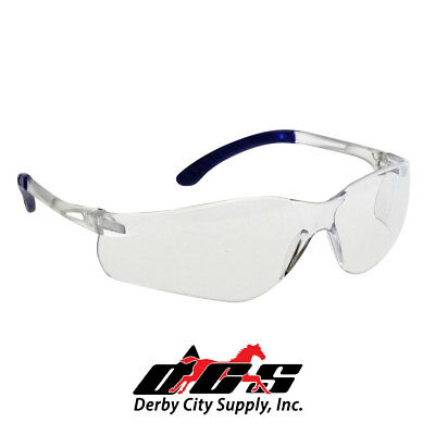 PW38CLR Clear Safety Glasses PPE for sale  Shipping to South Africa