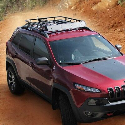 GARVIN WILDERNESS SPORT SERIES JEEP CHEROKEE 5 / KL ROOF RACK