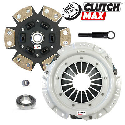 STAGE 3 CLUTCH KIT for DATSUN 200SX 280Z 280ZX 2-SEATER NISSAN 240SX 620 720 -