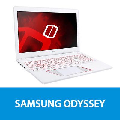 Samsung Notebook Odyssey NT800G5M-X78W Core™ i7 256GB SSD 1TB HDD Gaming 39.6cm