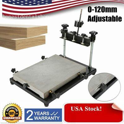 Adjustable Manual Solder Paste Printer Pcb Smt Stencil Printer 440320mm