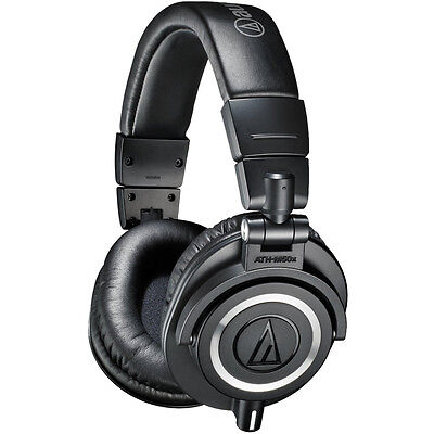 Audio-Technica ATH-M50x | Professional Monitor Headphones