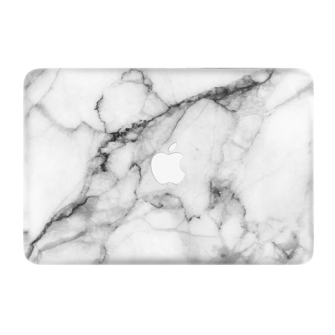 """Rubberized Marble Hard Case Cover For Macbook Air 11 Pro 13""""15"""" Touch Bar Retina"""