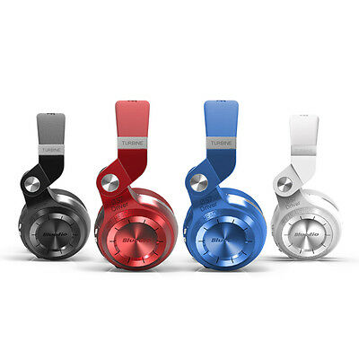Bluedio T2+ Stero Earphones Wireless Bluetooth Foldable H...