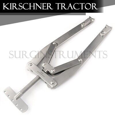 Orox Kirschner Tractor - Orthopedic Surgical Medical Wire Bone Extra Long