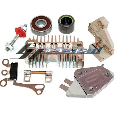 ALTERNATOR REPAIR KIT Fits CHEVROLET CHEVY GMC JEEP GM GMC PICKUP 10SI 3-WIRE