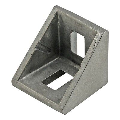 8020 Inc T-slot 2 Hole Corner Bracket 10 25 Series 14061 2 Pack N