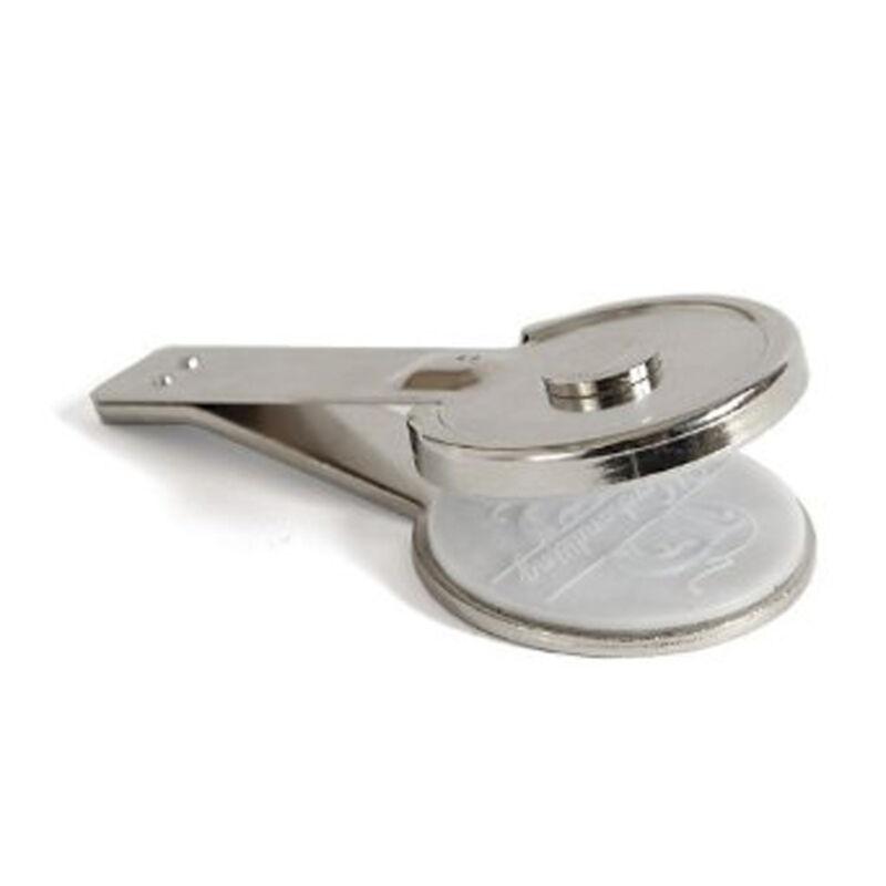 Die - Pre-assembled Round Embossers Set of Die plate & Metal insert (no handle)